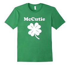 St Patricks Day McCutie Shamrock Irish Funny T Shirt  #Funny #Irish #McCutie #Patricks #Shamrock #Shirt tshirtpix.com