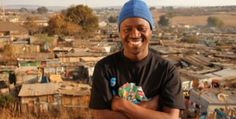 A South African man from Kliptown in Soweto is one of 10 finalists for the 2012 CNN Hero of the Year award, an annual campaign which honours everyday people doing good deeds in their communities. Live Life, Real Life, Youth Programs, Local Hero, Everything Is Possible, Slums, African Men, People Of The World, Above And Beyond