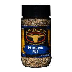 Kinder's Prime Rib Rub