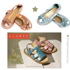 Love shoes, love Clarys