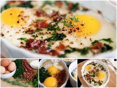 Baked Eggs!