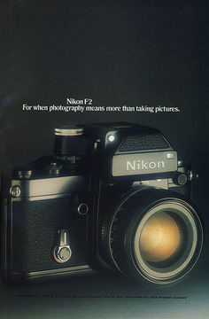 Shooting Film: Great Retro Camera Ads