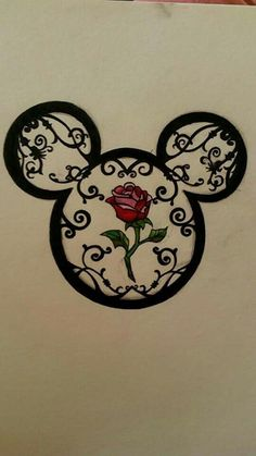Tattoo designs disney mickey mouse 52 ideas for 2019 Art Disney, Disney Kunst, Disney Love, Disney Mickey, Disney Ideas, Cute Drawings, Drawing Sketches, Drawing Ideas, Drawing Quotes