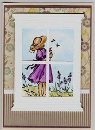 kittie kraft cards | Cards - Poppy Stamps