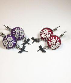 Earrings Handmade, Handmade Jewelry, Polymer Clay Earrings, Belly Button Rings, Etsy Seller, Bracelets, Instagram Posts, Canada, Summer