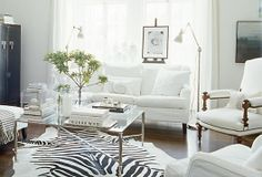 Winter whites with a vintage twist.