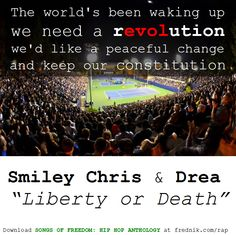 Smiley Chris - Liberty or Death