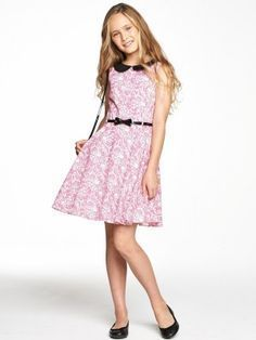× - Dresses for Teens Young Fashion, Tween Fashion, Girl Fashion, Dresses For Teens, Short Dresses, Girls Dresses, Summer Dresses, Tween Mode, Cute Little Girl Dresses