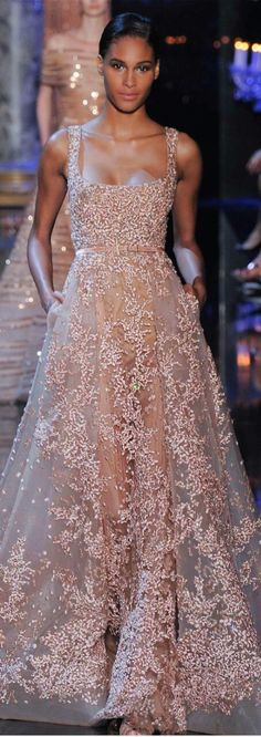 Elie Saab F/ W Couture 2014-15