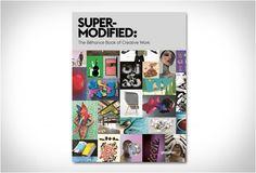 LIVRO DE DESIGN SUPER-MODIFIED  Super-Modified: The Book Behance , é um novo livro publicado pela Gestalten. O livro muito bem ilustrado mostra alguns dos trabalhos mais criativos, o trabalho de ponta sobre a maior rede de criativos do mundo. Veja mais detalhes: http://www.filtromag.com.br/livro-de-design-super-modified/