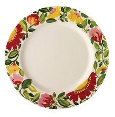 Spode Kim Parker Emma's Garland Dinner Plate - Posy Spode
