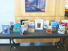 If you're a fan of dogs, check out our display on the 2nd floor!