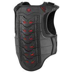 This is the Icon Stryker Vest, most people (myself included) consider it the best looking armoured vest on the market at the moment - it's packed with D3O®