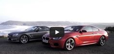 BMW M6 v Mercedes SL63 AMG 2014