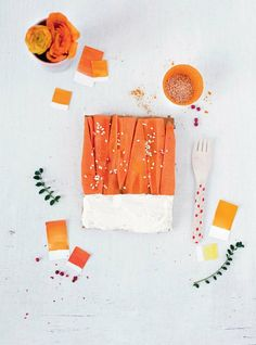 In 2012, for culinary magazine, Fricote , French food designer and blogger, Emil...