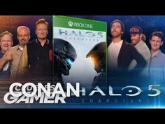 Team Coco Battles the Cast of 'Silicon Valley' in the Video Game 'Halo 5: Guardians'
