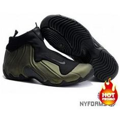 great fit 4fd7b 0b39d Nike Air Flightposite Black Gold Asics Running Shoes, Running Shoes Nike,  Nike Shoes Online