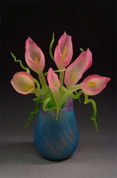 DeMoss Glass Art ~ Gallery, Sculptural