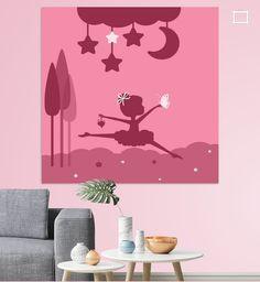 Neu in meiner Galerie bei OhMyPrints: kleine Tänzerin-rosa