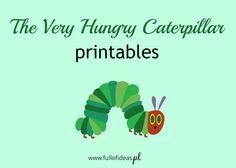 The Very Hungry Caterpillar printablesFun and games with The Very Hungry CaterpillarThe Very Hungry Caterpillar
