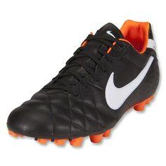 My soccer shoe...