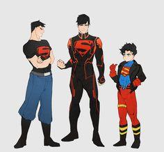superboy's!