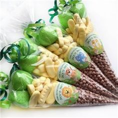 Party Ideas UK Jungle Sweet Cone                                                                                                                                                      More