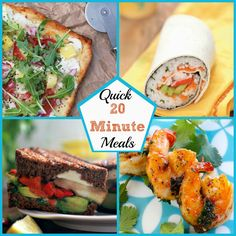 Tasty 20-Minute Meals | Spoonful