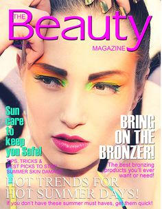 16 best the beauty magazine covers  more images  beauty