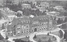 Delta Psychiatrisch Ziekenhuis Poortugaal 1974-1980