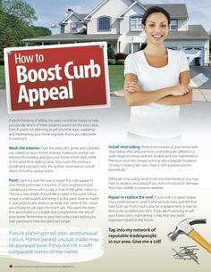 Increase Your Home's Curb Appeal - Pete Müller