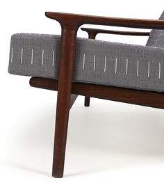 Eleanor Pritchard - for re-upholstering our chair? Rolling Thunder, Dining Bench, Upholstery, Rolls, New Homes, Living Room, Chair, Rug Ideas, Sag Harbor