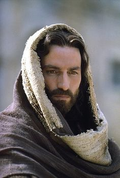 actor jim caviezel in the passion of the CHRIST