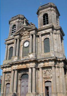 Cathédrale Saint-Mammès de Langres