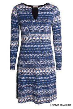 Leonie Jam Blue von KD Klaus Dilkrath #kdklausdilkrath #kd #kd12 #dilkrath #KDKlausDilkrath #LeonieDress #blue #dress #fashion