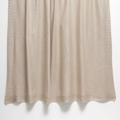 KNIT BLANKET WITH A METALLIC OVERLAY - Blankets - Bedroom | Zara Home United Kingdom