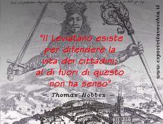 Citazione tratta dal #Leviatano di #ThomasHobbes