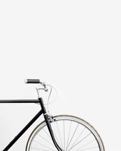 minimalist biking perfection