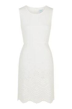 **Romance Laser Cut Dress by Jovonna