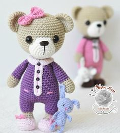 Our goal is to keep old friends, ex-classmates, neighbors and colleagues in touch. Easy Crochet Stitches, Crochet Patterns, Easy Amigurumi Pattern, How To Make Toys, Crochet Toys, Charts, Hello Kitty, Diy And Crafts, Teddy Bear