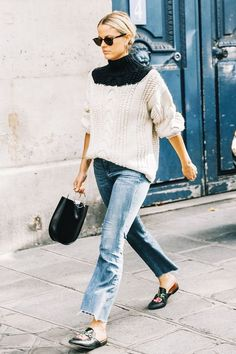 8e94e68cc0d The Cute Casual Outfits It Girls Wear When They Don t Have Time to Bother