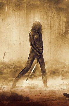Kill Bill by Karl Fitzgerald