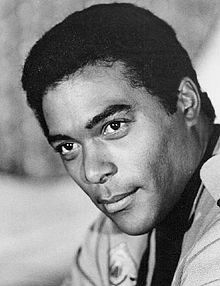"Don Marshall (actor) - ""Land of the Giants""  One of the first black male actors to be cast in a Sci-Fi TV show."