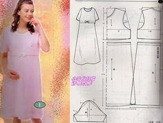 Chart may váy bầu cho chị em với các mẫu cực đẹp và chi tiết10