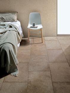 The Highland range is a popular stone effect porcelain tile inspired by the characteristic stones recovered from age-old Scottish dwellings and rural architecture. Flagstone Tile, Tile Bedroom, Bathroom, Floor Slab, Large Format Tile, Style Tile, Contemporary Interior Design, Hallway Decorating, Porcelain Tile