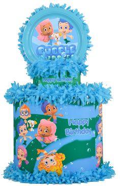 Bubble Guppies Pinata