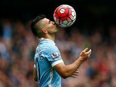 Aguero Berharap Pulih Saat Melawan Liverpool