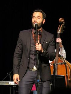 Ramin Karimloo - Seriously? Can this man be any more handsome? *swoon*