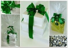 Our Christmas 2013 packaging at Healthy Gourmet Gifts - Joy to the World!