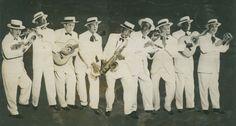 1954 e 1956 - I e II Festivais da Velha Guarda.   Identidades do Rio